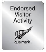 Qualmark endorsed visitor activity