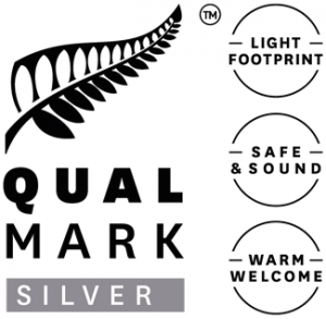 Qualmark endorsed visitor activity.