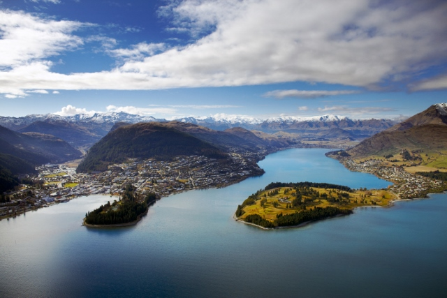 Queenstown – an experience for all the senses